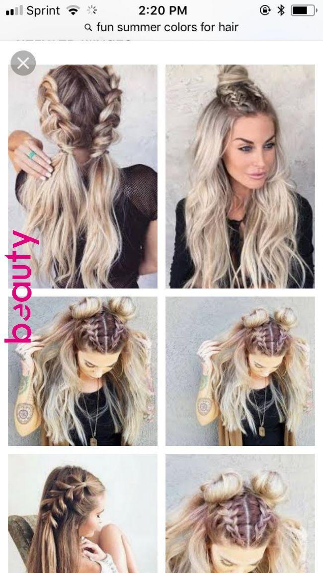 Pin By Beauty Frisuren On Frisuren Hacks In 2019 Pinterest Hair Styles Hair And Medium Hair Braids Medium Hair Braids Medium Hair Styles Hair Styles