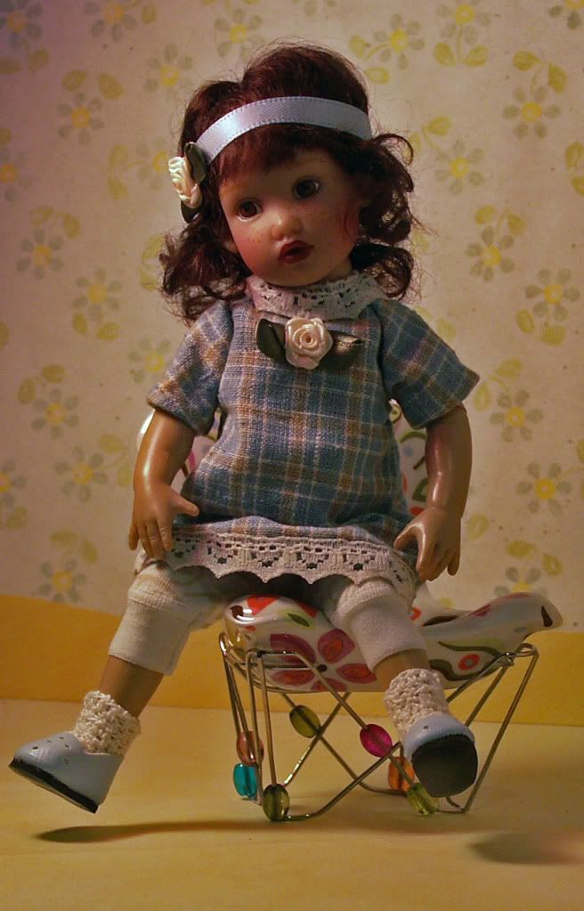 "Kish Doll 8"" Handmade outfit jdldollclothes.com"