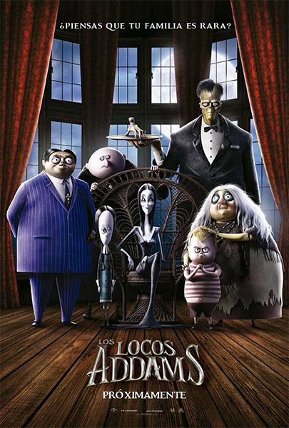 Los Locos Addams Películas Completas Películas Completas Gratis La Familia Addams