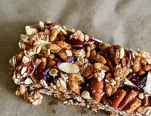 Cranberry spice granola bars almonds pecans cranberries oats a homemade cranberry spice granola bar recipe that makes a great healthy snack healthy granola bar recipes like this one make healthy breakfasts easy ccuart Image collections