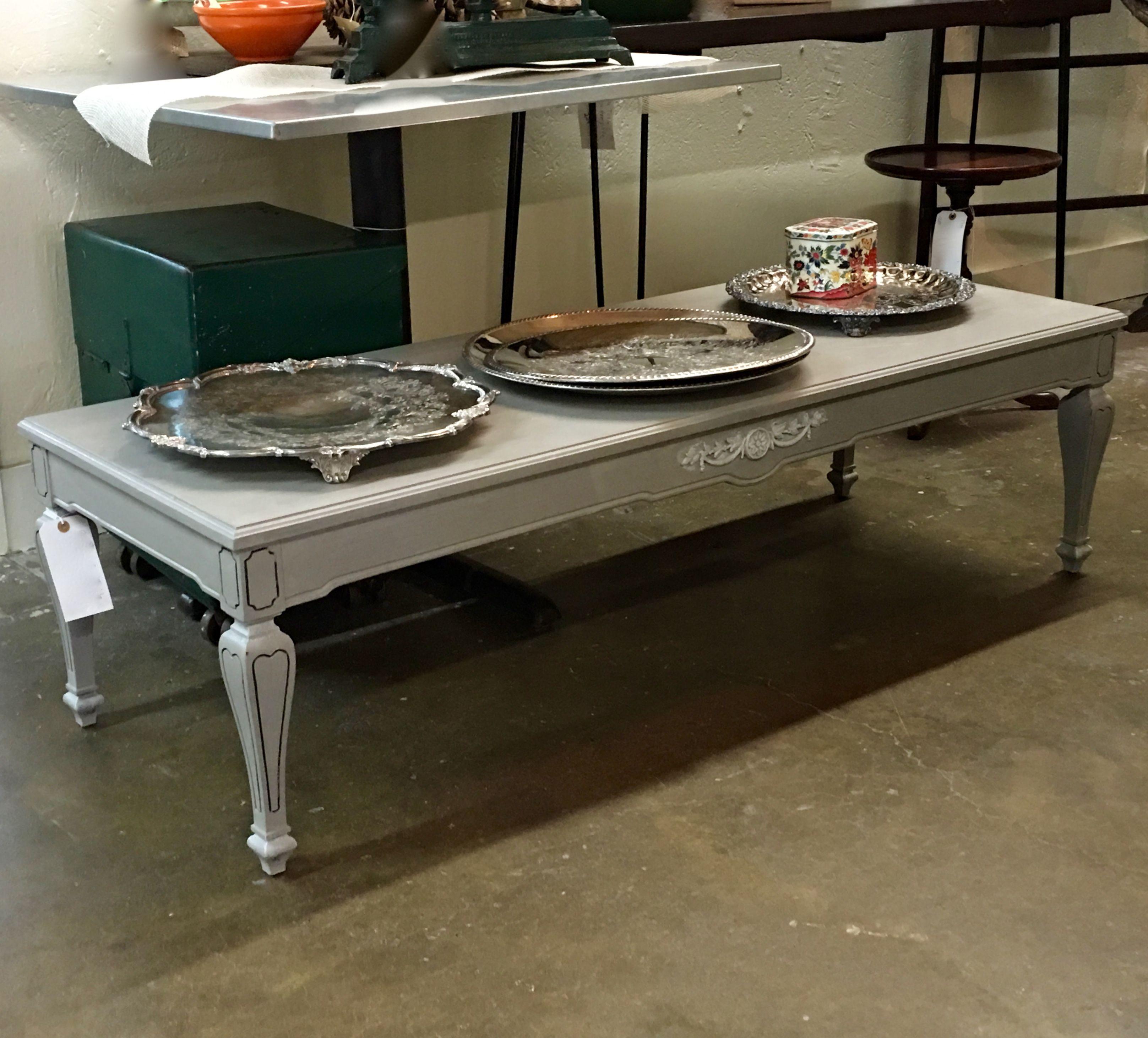 Elephants Digestive System Grey Coffee Table On 56 Wide X 21 Deep 15 High