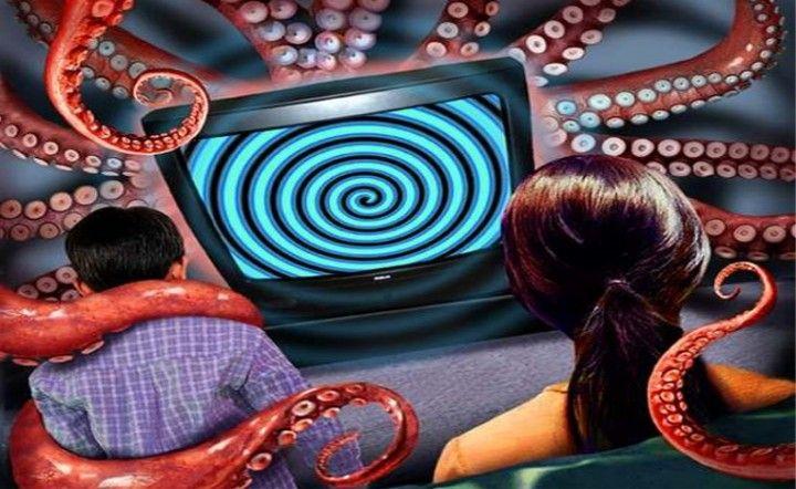 Será que a televisão manipula nossa mente ?