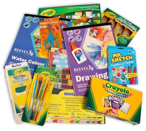 Artistic Pursuits Preschool (3rd Edition) Art Supply Bundle | Main photo (Cover)
