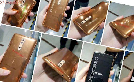 Así será el Nokia 8, la gran apuesta de la compañía