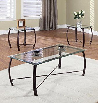 Coffee Tables And End Tables End Tables 3 Piece Coffee Table Set