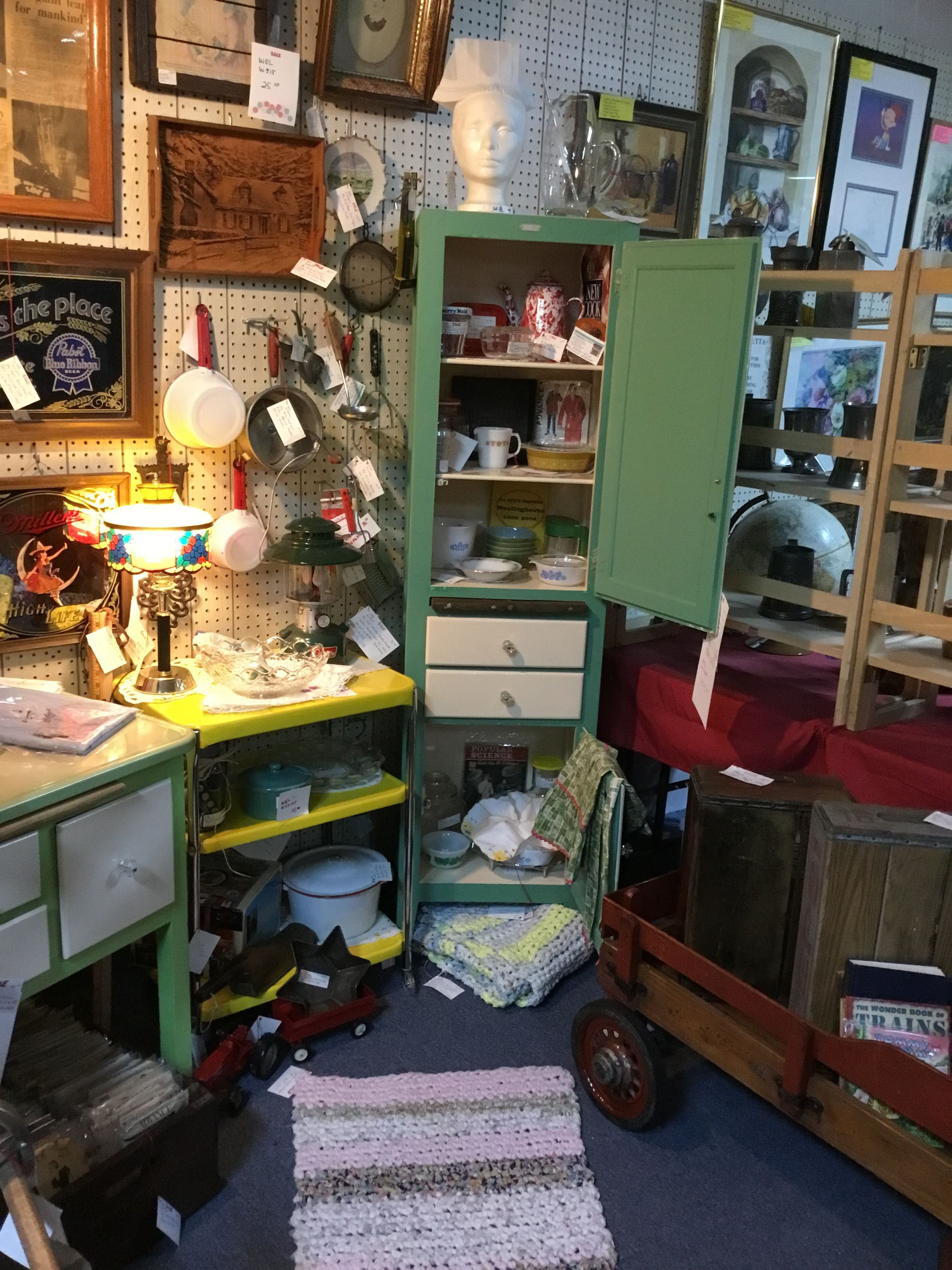 Oxford Kitchen Cabinet Inside Lots Of Shelves Vintage Cabinets Cart Coffee Table Gas Cans