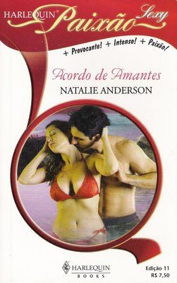 Meus Romances Blog: Acordo De Amantes - Natalie Anderson - Harlequin P...