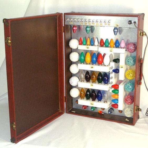 salesman case Vintage