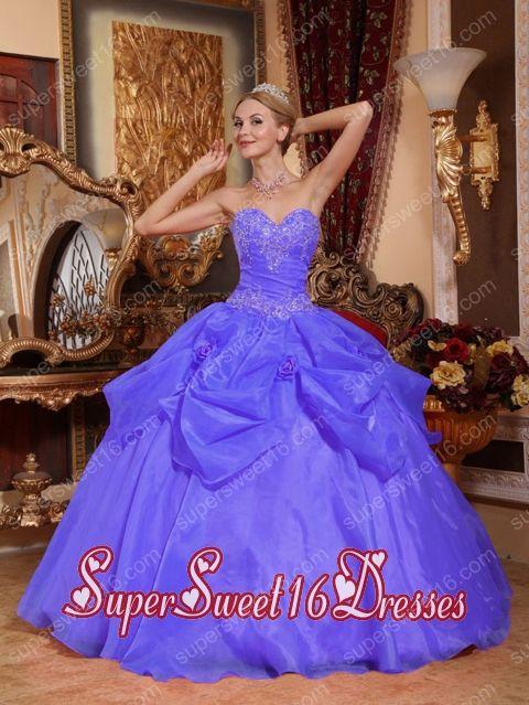 Sweetheart Dresses for Sweet 16