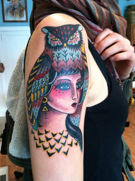 Seawolf Tattoo : seawolf, tattoo, Portfolios, Tattoo, Company, Special, Tattoos,, Pretty, Beauty, Tattoos