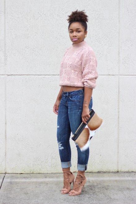 Blush Pink & Vintage