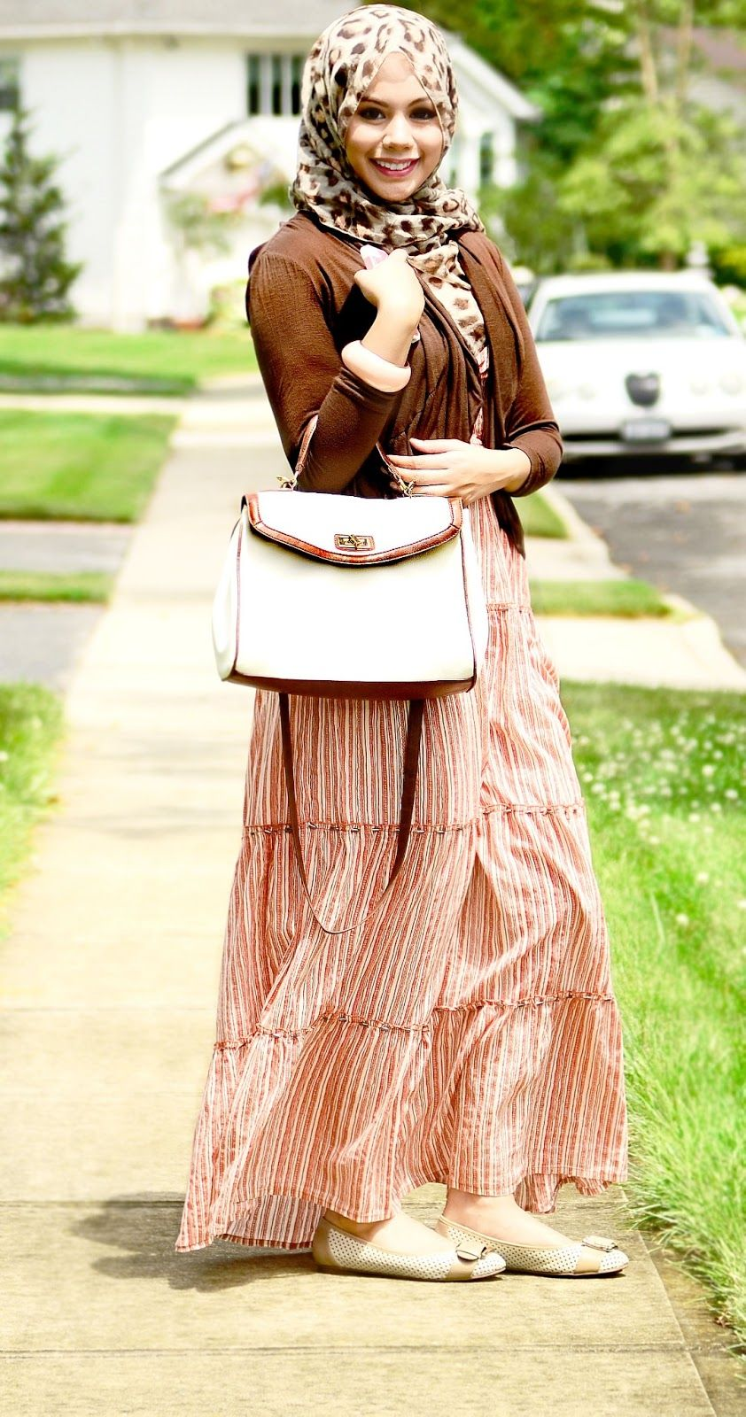 Pin By Myfriendali On Muslim Girls Hijab Fashion Pinterest Maxi Zebry Busana It Is Warming Up With A Bullet So Im Naturally Drawn To Lightweight And Easy Breezy Pieces Like Dresses That Dont Take Much