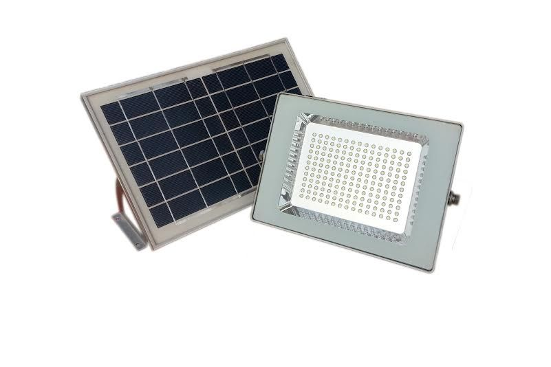 Large Solar Lights Outdoor Large solar flood light capable of lighting up an entire yard comes large solar flood light capable of lighting up an entire yard comes complete with mounting workwithnaturefo
