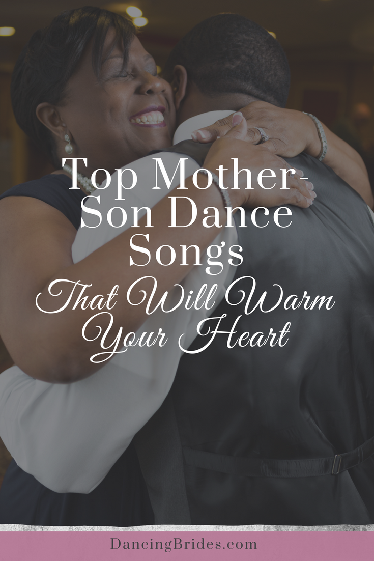 This Playlist Will Help Make Your Mother Son Dance A Memorable Moment With Songs To Wa Mother Son Wedding Dance Mother Son Dance Songs Mother Groom Dance Songs