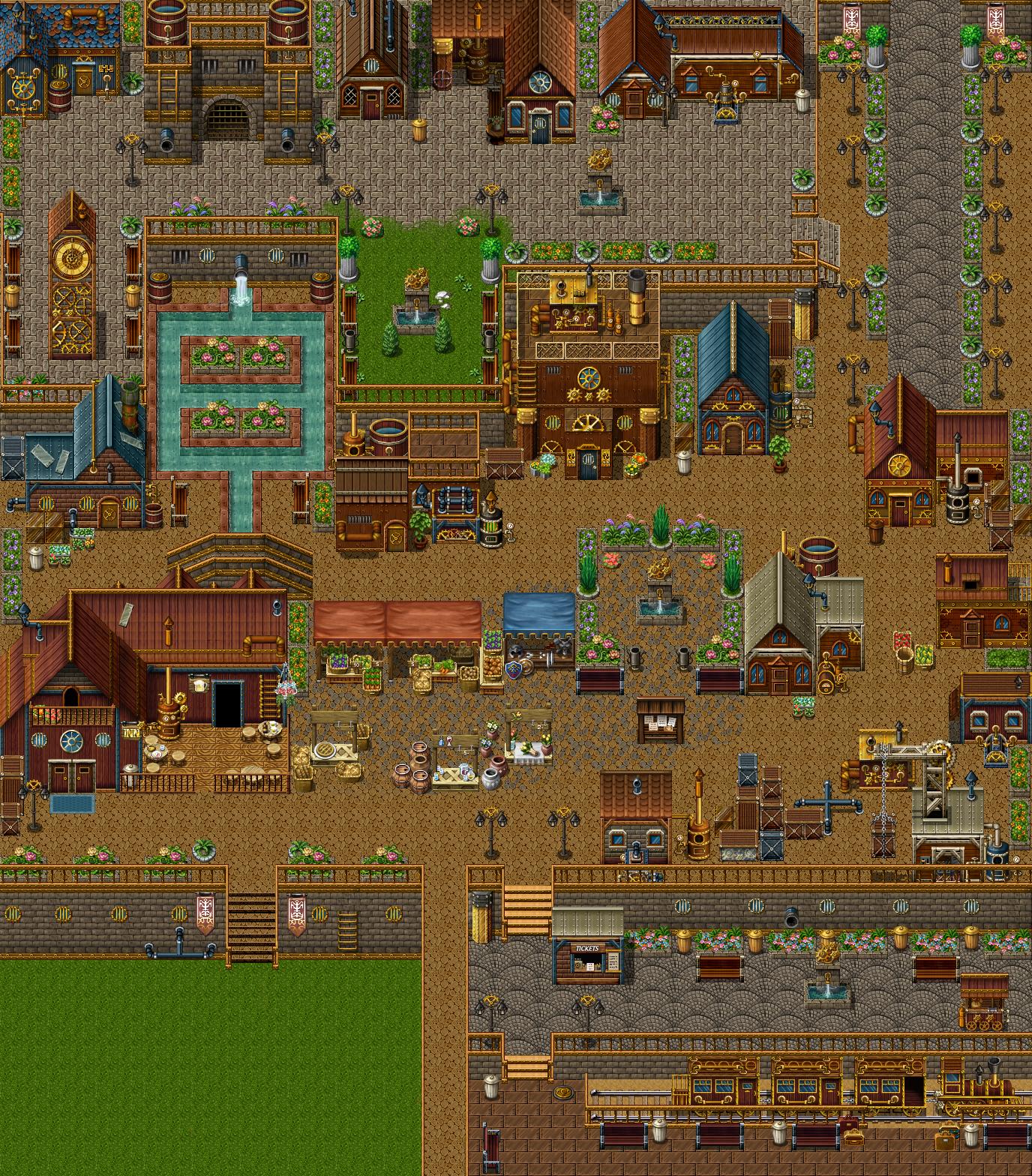 rj63eN.png | RPG Maker Maps | Pinterest | Rpg maker, RPG and Game art