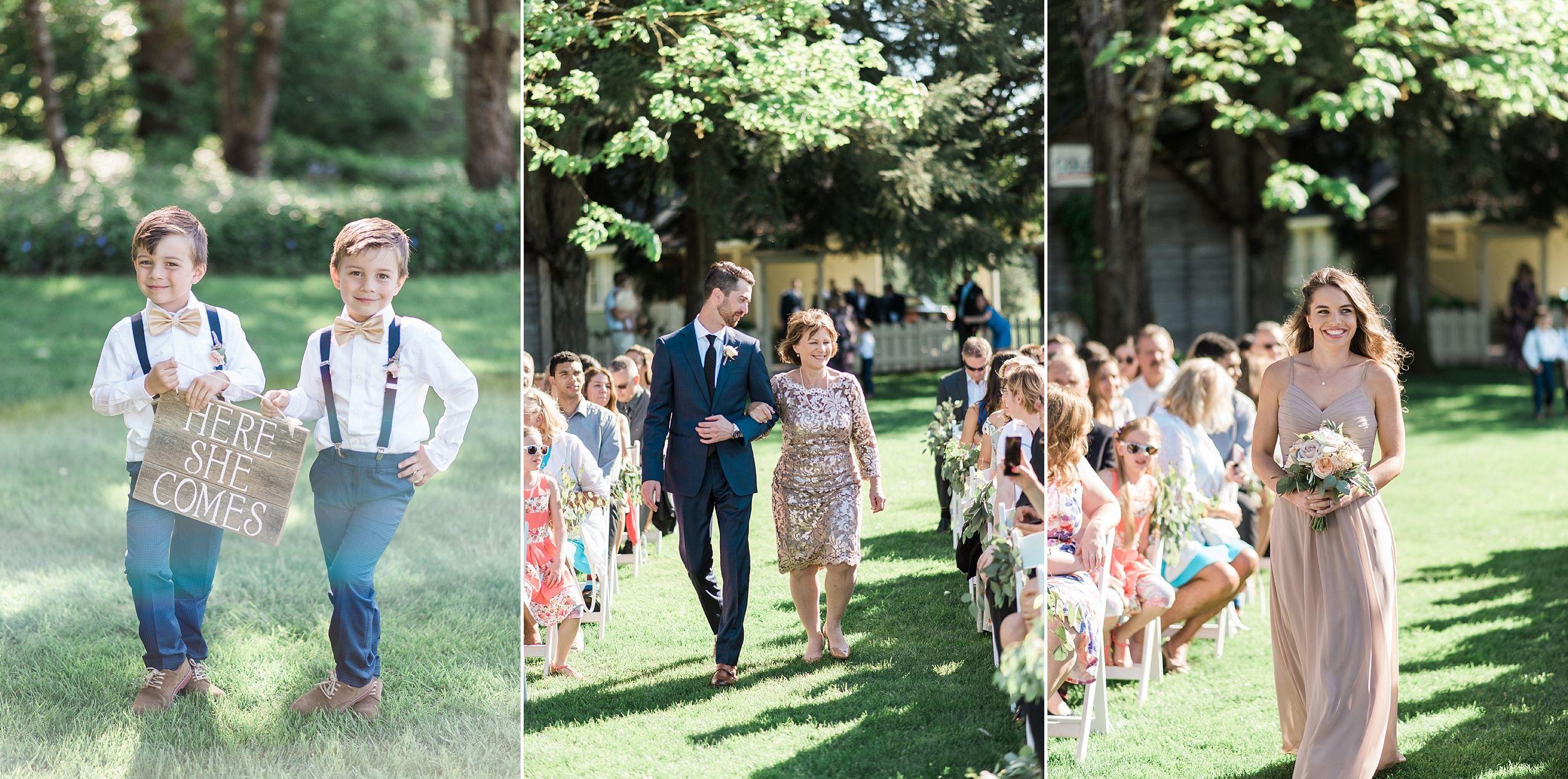 Kelley Farm Rustic Chic, Seattle Wedding Photography ...