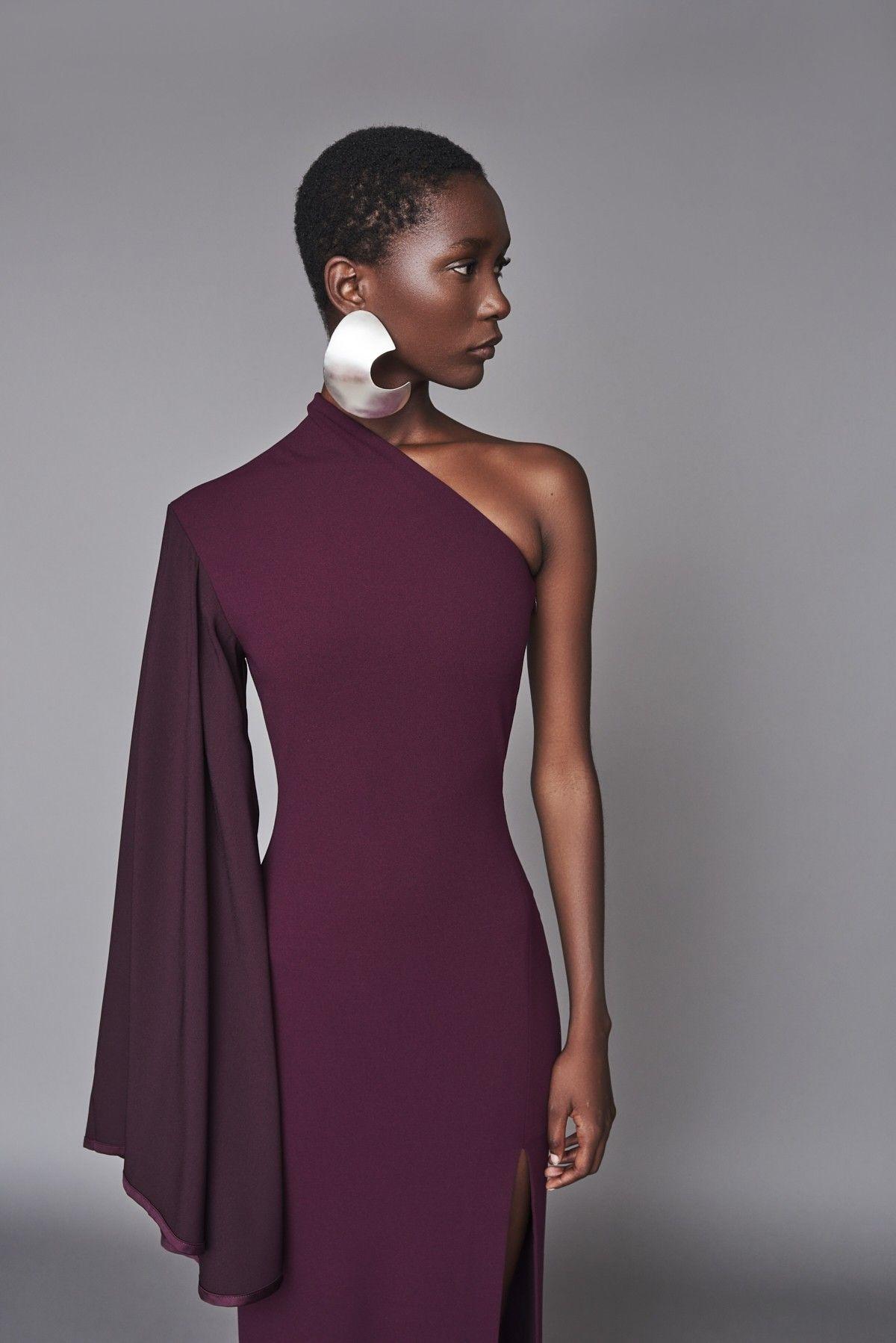9ba89d355b1 Lani Dress Aubergine
