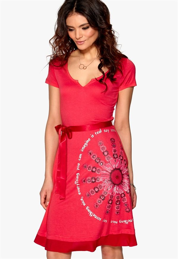 Desigual Similar Dress - Bubbleroom