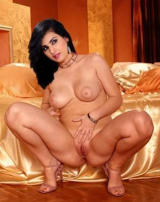 Tv serial actress naked