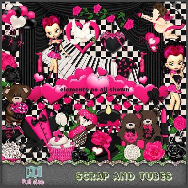 Pink Lover (PU)