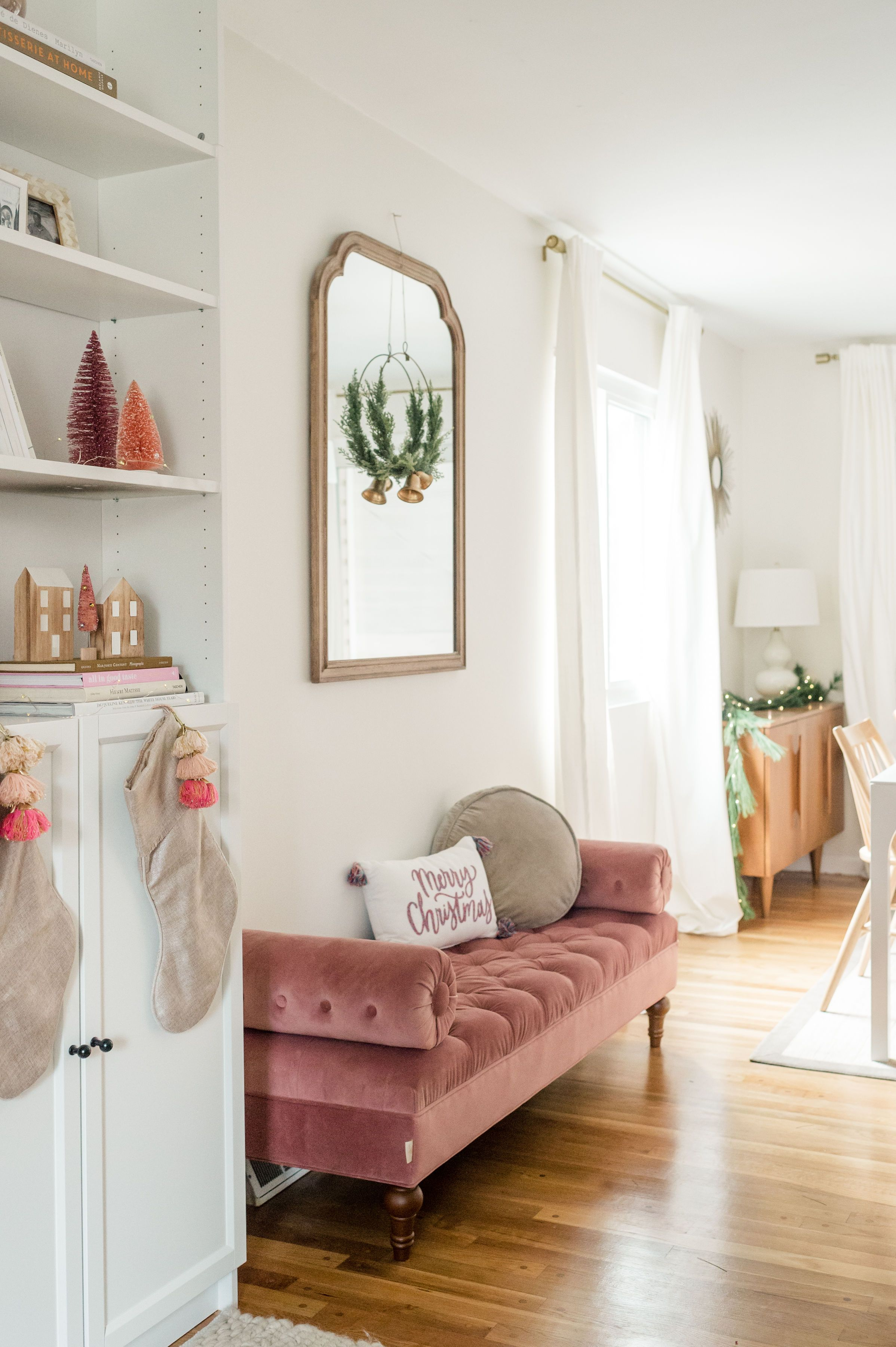 Our holiday home tour also pin by the inspired room on bedroom decor ideas in rh pinterest