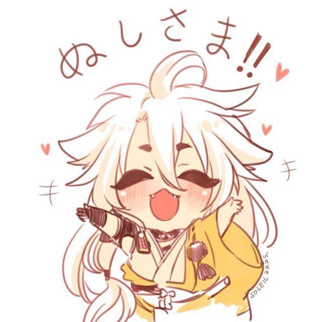 touken ranbu chibi | Chibi 可愛い | Pinterest | Como dibujar animes ...