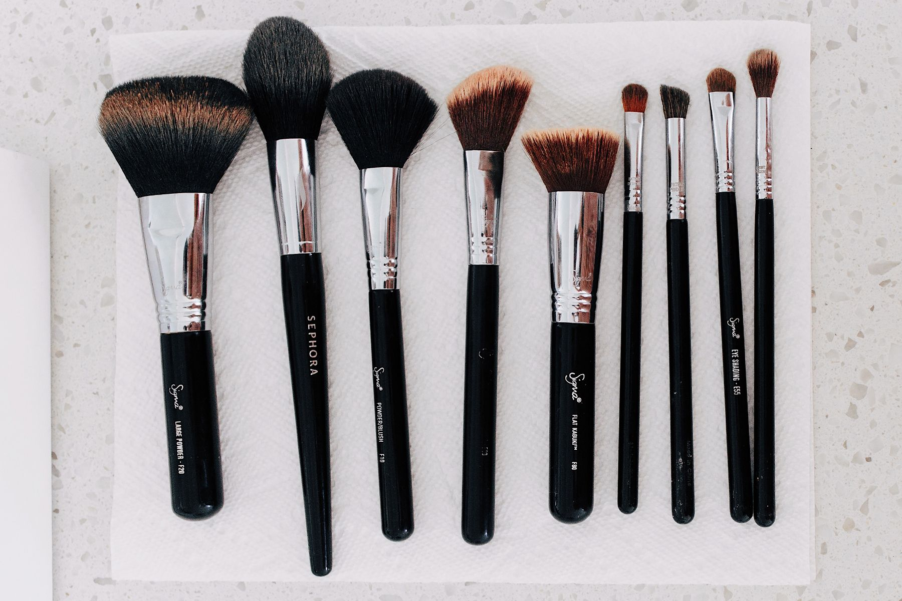 Sigma Makeup Brushes Sigma makeup brushes, How to clean