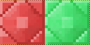 minecraft ruby block | Blocks (Colorized):