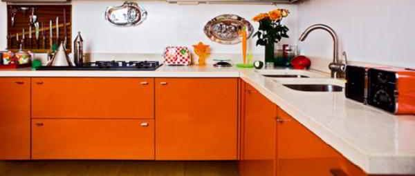 The Importance of Color in a Modern Kitchen -   ohhkitchen