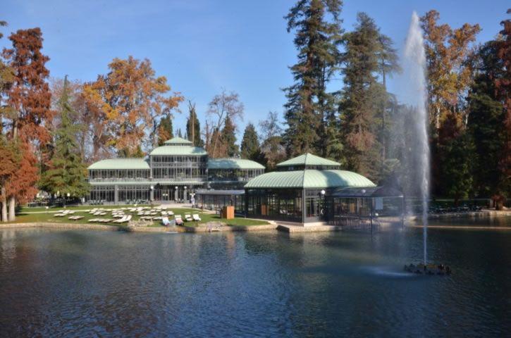 Parco Villa dei Cedri a Lazise Piscine, Parco e Parchi