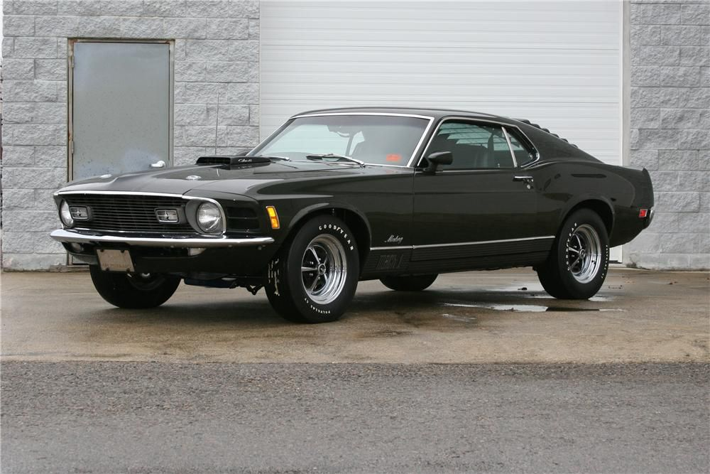 1970 Ford Mustang Hardtop - Mustang Monthly Magazine