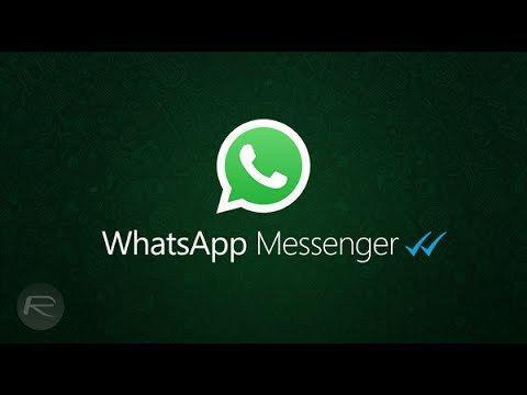 WhatsApp Messenger APK Download Latest | Entertainments