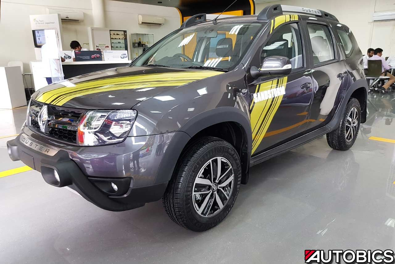 Recap Renaultduster Sandstorm Edition In 9 Live Images Renault Duster Renault Duster [ 855 x 1280 Pixel ]