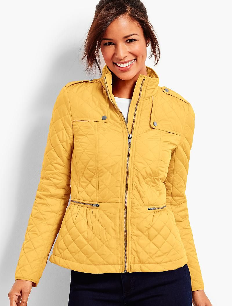 Pin By Megan Marie On 2017 Like Wants Needs Clothes For Women Clothes Quilted Military Coat [ 1057 x 800 Pixel ]