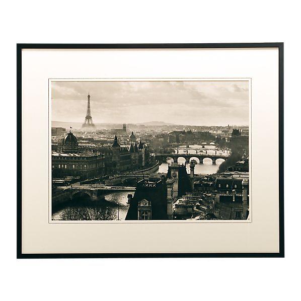 River Seine print, $259.00