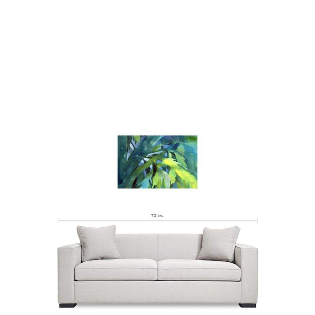 Buy The Dawn - Framed Canvas Wrap at Humble Fine Art for only ...