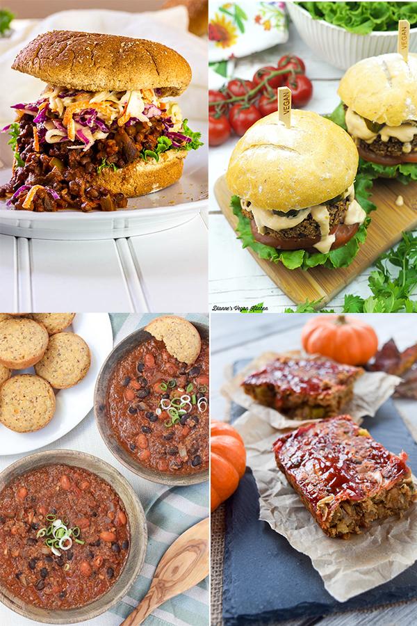 35 Tasteful Traditional Vegan American Recipes Ve Eat Cook Bake Recipes Vegan Dinners American Cuisine