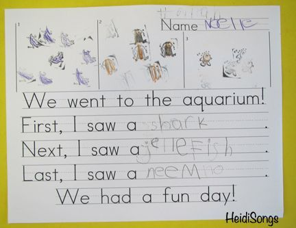 Write On Getting Kids Started Writing STORIES in Kindergarten Free Rubric Write On Getting Kids Started Writing STORIES in Kindergarten Free Rubric
