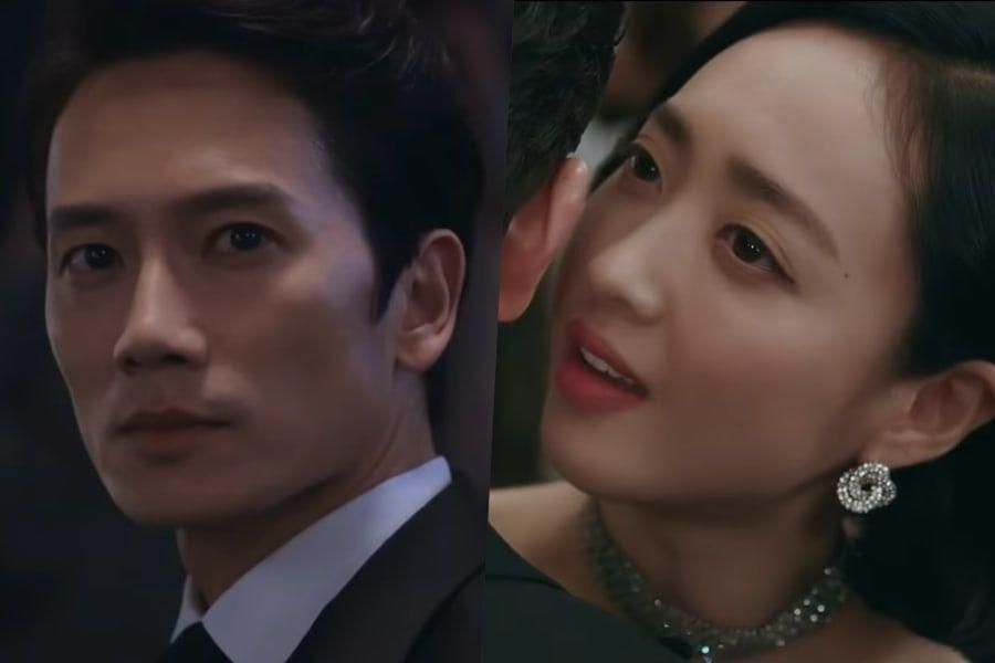 """Watch: Ji Sung And Kim Min Jung Are Ambitious Rivals In New Teaser For """"The Devil Judge"""""""