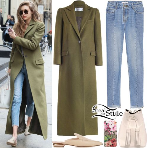 Gigi Hadid Clothes & Outfits | Steal Her Style