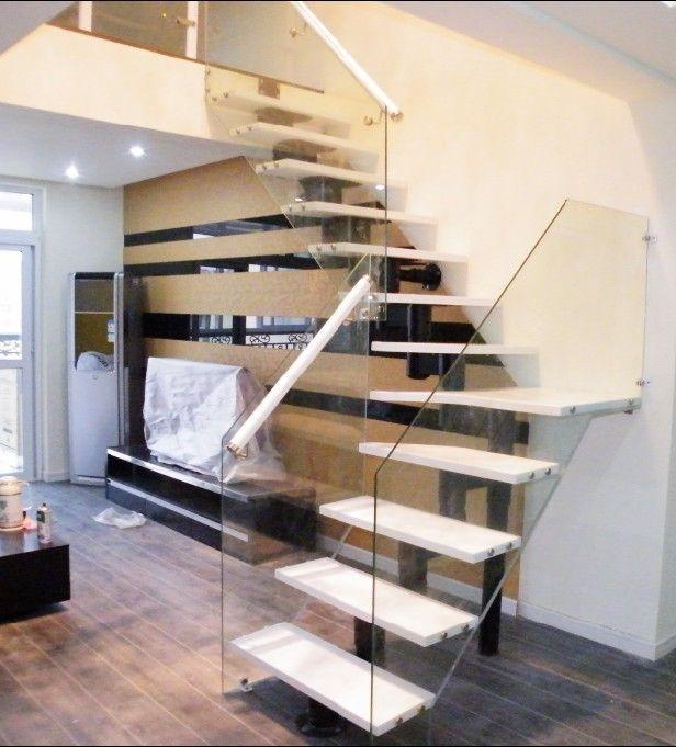 Best Aliexpress Com Buy L Shape Glass Handrail Stairs 400 x 300