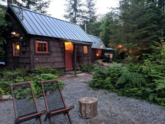 The Ohanapecosh Hot Springs Cabin At Mt Rainier Is Located In A Quiet Vacation Home Community Just Seven Miles From Mt Rainier Nat Hot Springs Cabin Packwood