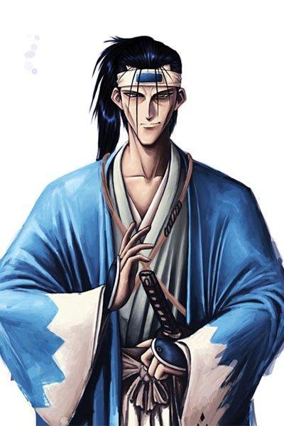 rurouni kenshin hajime saito