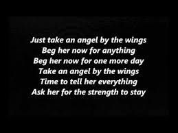 Sia Angel By The Wings Lyrics With Images Wings Lyrics