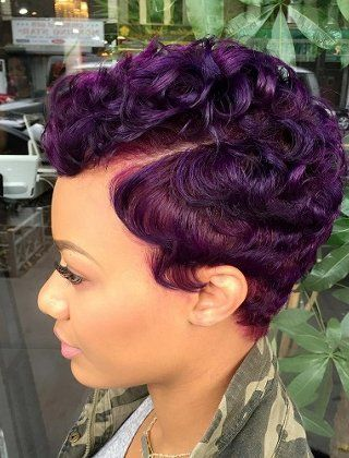 35 Short Weave Hairstyles You Can Easily Copy  f0c6757d08