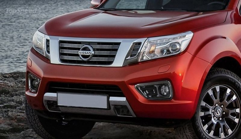 The All New 2020 Nissan Frontier Pro 4x Pickup Truck Will Share The Same Construction With The Nissan Navara Pickup Truck Nissan Navara Nissan Frontier Nissan