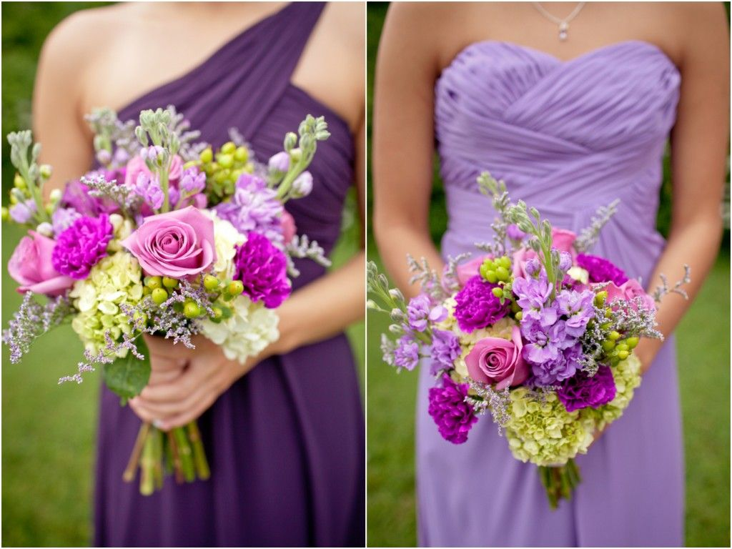 purple and lavender bridesmaid dresses | Top 100 Dark purple ...