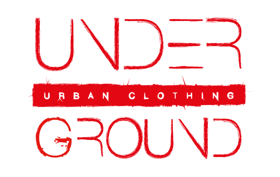 This logo creates a unique brand identity for the clothing