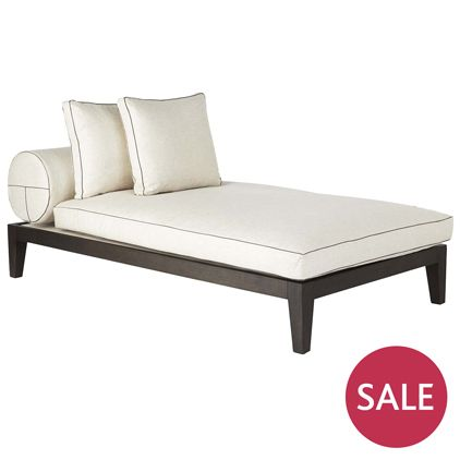 Manhattan Wide Chaise Longue | Manhattan, Daybed and Wooden frames