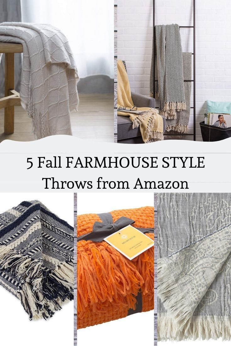 5 best throw blankets for fall from amazon in 2020 throw